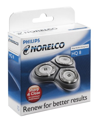 Philips Norelco Hq8 Spectra Razor Replacement Shaving Head Unit - 75020018441
