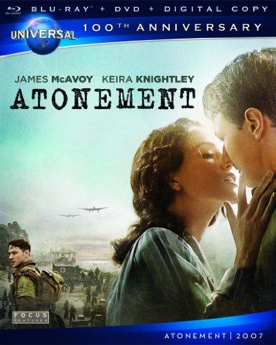 Atonement (Blu-ray + DVD + Digital Copy)