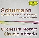 Symphony No. 2/Overtures 'genoveva' & 'manfred'