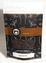Mahamosa Sri Lankan  Ceylon Black Tea and Tea Filter Set 2 oz Bogowana FBOP Black Tea 100 Loose Leaf