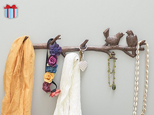 cast-iron-birds-on-branch-hanger-with-6-hooks-decorative-cast-iron-wall-hook-rack-for-coats-hats-key