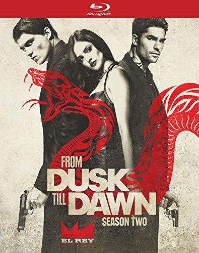 From Dusk Till Dawn: The Series - Season 2 [Blu-ray] [Import]