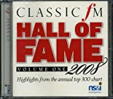 Classic FM Hall of Fame Volume One 2008: Highlights from the annual top 300 chart