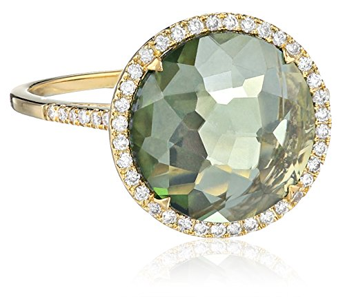 Suzanne-Kalan-The-Classics-18k-Yellow-Gold-Round-Green-Envy-Topaz-and-Diamond-Ring