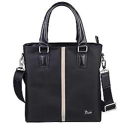 RO - 1002 - Vertical Briefcase - Black