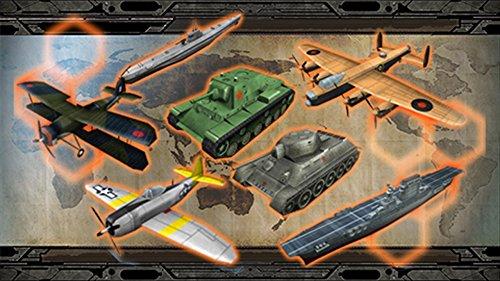 大戦略 大東亜興亡史DX~第二次世界大戦~ - 3DS ゲーム画面スクリーンショット2