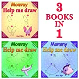 mommy - help me draw collection (3 books on sale!) (how to draw collcetions)