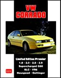 R.M. Clarke VW Corrado Limited Edition Premier (Brooklands Books Road Test Series): Models Reported On: 1.8 2.0 2.8 2.9 Supercharged G60 SLC VR6 Neuspeed Oettinger