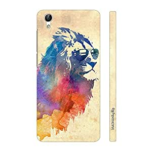 Enthopia Designer Hardshell Case Lion'S Mane Back Cover for Vivo Y51L