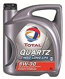 Total 181712 Quartz Ineo Longlife 5W-30 Motorenöl, 5 L