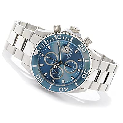 INVICTA Mens RESERVE Pro Diver Swiss Made Valjoux 7750 Automatic Chronograph Watch 1066