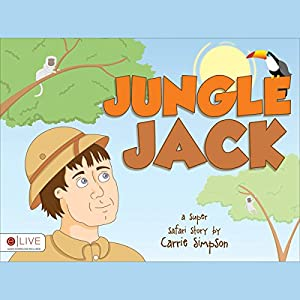 Jungle Jack Audiobook