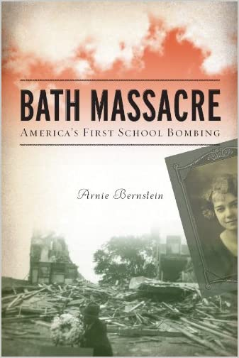 America's first school bombing book cover