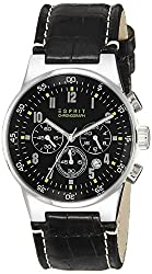 ESPRIT Chronograph Black Dial Mens Watch - ES000T31020-N