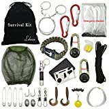 Leknes Outdoor Survival Kits Emergency Kits For Disaster...
