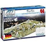 Jumbo 17109 - 4D Puzzle - Berlin - 1300+ Teile