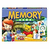 Disney My Friends Tigger & Pooh Edition~The Memory Game