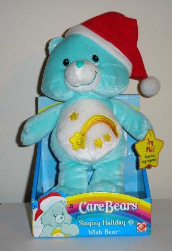 Care Bears Sibgibg Holiday WISH BEAR - 1