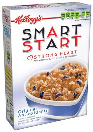 Kellogg'S Smart Start Original Antioxidants Cereal - 16 Pack