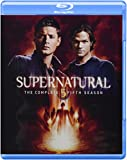 Supernatural: Complete Fifth Season [Alemania] [Blu-ray]