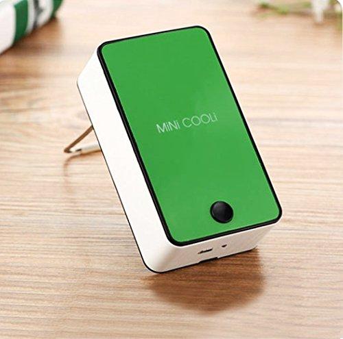 Esumic Portable Mini Air Conditioner Travel Handheld Usb