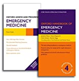 img - for Oxford Handbook of Emergency Medicine and Oxford Assess and Progress: Emergency Medicine Pack (Oxford Handbooks) book / textbook / text book