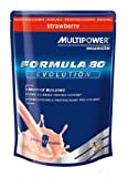 Multipower Formula 80 Evolul. Erdbeer (5 kg)