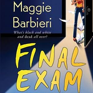Final Exam Audiobook