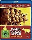 """Blu-ray Vorstellung: Männer, die auf Ziegen starren (inkl. Kinofreikarte für den Film """"Kiss & Kill"""") [Blu-ray]"""