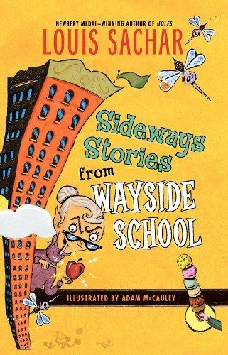 Sideways Stories from Wayside School: Louis Sachar, Julie Brinckloe: 9780380731480: Amazon.com: Books