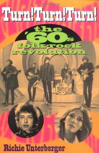 Turn Turn Turn  The 60s Folk-Rock Revolution087930720X