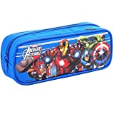 Marvel Avengers Blue Pencil Case