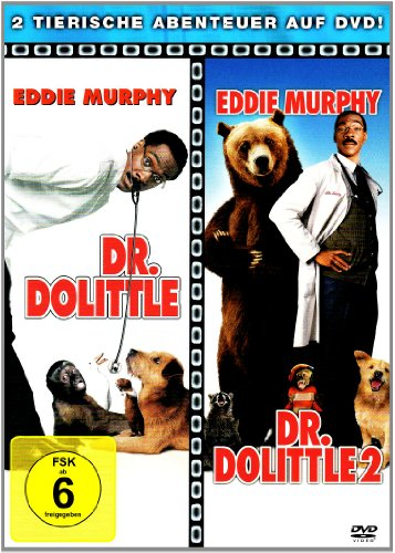 Dr. Dolittle 1 & 2 [2 DVDs]