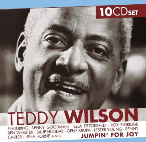 Jumpin' for Joy by Benny Goodman,&#32;Ella Fitzgerald,&#32;Billie Holiday,&#32;Fats Waller and Dizzy Gillespie