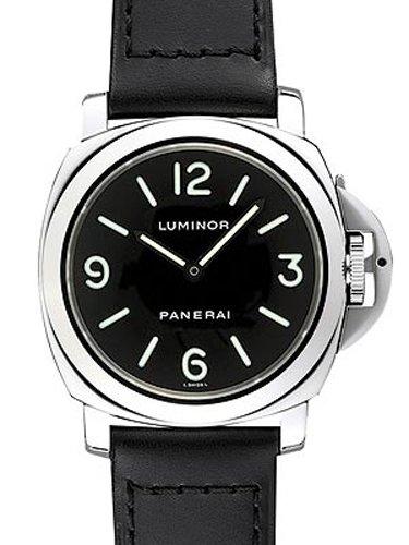 [パネライ] PANERAI 腕時計 ルミノールベース PAM00112 ホワイト メンズ [並行輸入品]