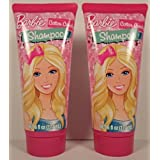 Barbie Cotton Candy Shampoo