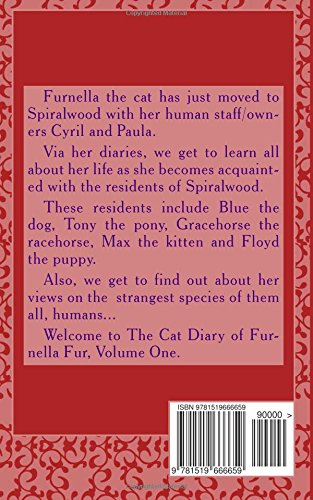 The Cat Diary of Furnella Fur Volume One