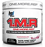 BPI Sports 1.M.R Ultra Concentrated Pre-Workout Powder, Watermelon, 4.9-Ounce