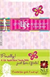 img - for Girls Life Application Study Bible NLT by Tyndale House Publishers,2006] (Hardcover) 2nd Edition book / textbook / text book