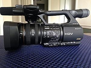 Title change to:HVR-Z5U High Definition Handheld Professional Camcorder