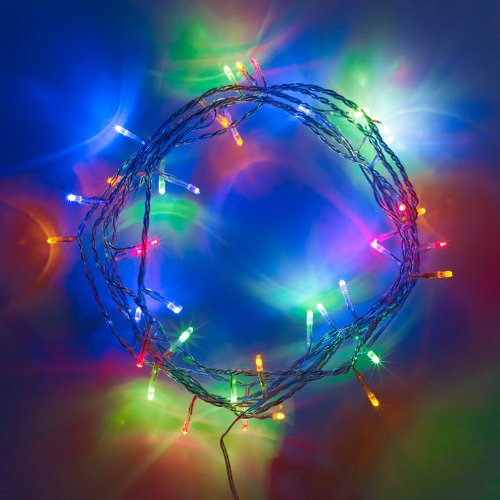 indoor-fairy-lights-with-40-multi-coloured-leds-on-clear-cable-by-lights4fun