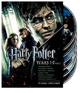 NEW Harry Potter Years 1-7 Pt.1 (DVD)