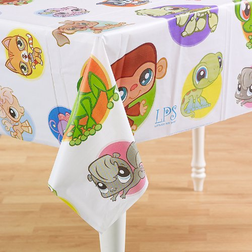 Designware Littlest Pet Shop Table Cover
