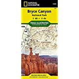 Bryce Canyon National Park: National Geographic Trails Illustrated Utah: NG.NP.219 (Ti - National Parks)