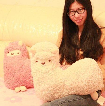 Crazy-Genie-Llama-Alpaca-Hug-Plush-Pillow-Cushion-Soft-Toy-Doll-Furnishing-Gift