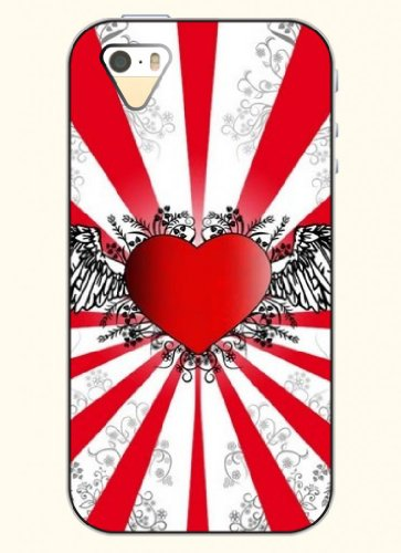 Oofit Phone Case Design With Sending Message Of Love For Apple Iphone 5 5S 5G