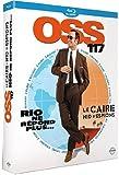 Coffret OSS 117- Le Caire, nid d'espions + OSS 117- Rio ne répond plus [Blu-ray]