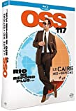 Image de Coffret OSS 117- Le Caire, nid d'espions + OSS 117- Rio ne répond plus [Blu-ray]