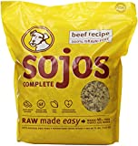 Sojos Complete Beef Dog Food Mix, 8-Pound