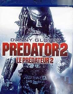Predator 2 / Le Predateur 2 (Bilingual) [Blu-ray]